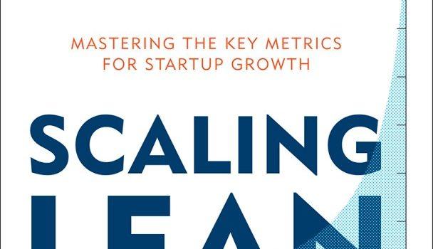 «Scaling Lean» — выходит новая книга от автора Lean Canvas