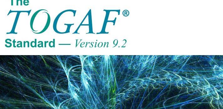Опубликована новая версия TOGAF 9.2