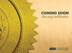 IIBA готовит новую сертификацию